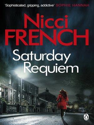 cover image of Saturday Requiem
