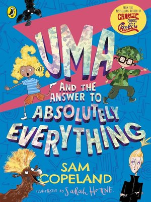 cover image of Uma and the Answer to Absolutely Everything