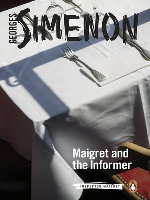 cover image of Maigret and the Informer