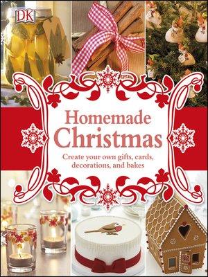 cover image of Homemade Christmas