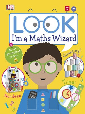 cover image of Look I'm a Maths Wizard