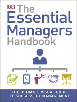 cover image of The Essential Managers Handbook