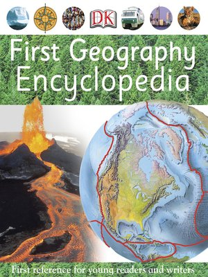 cover image of First Geography Encyclopedia