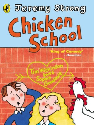 cover image of Chicken School