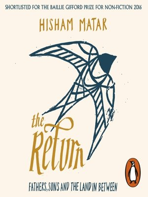 cover image of The Return