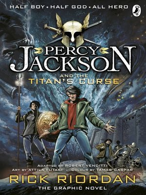 cover image of Percy Jackson and the Titan's Curse
