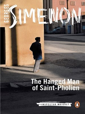 cover image of The Hanged Man of Saint-Pholien