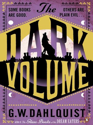 cover image of The Dark Volume