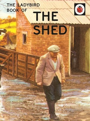 cover image of The Ladybird Book of the Shed