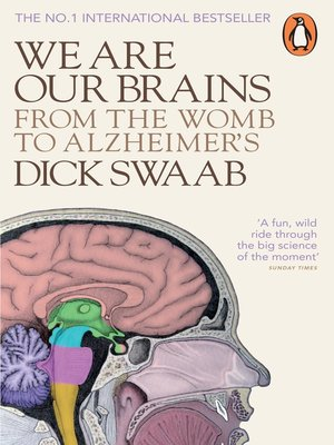 cover image of We Are Our Brains