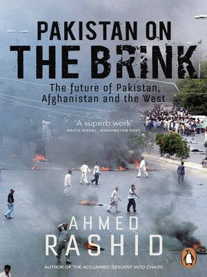 cover image of Pakistan on the Brink