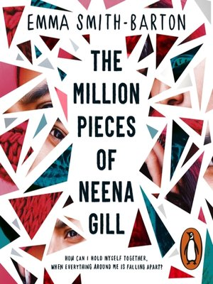 cover image of The Million Pieces of Neena Gill