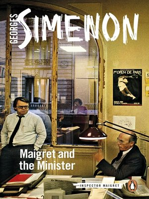 cover image of Maigret and the Minister