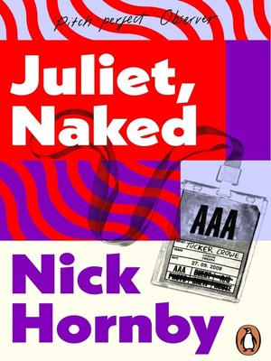 cover image of Juliet, Naked