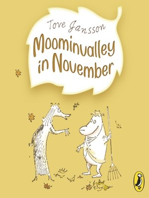 cover image of Moominvalley in November