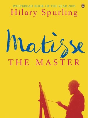 cover image of Matisse the Master