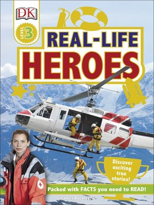 cover image of Real Life Heroes