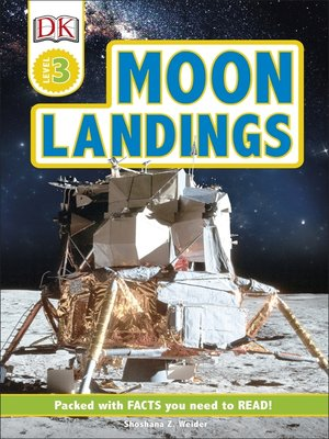 cover image of Moon Landings