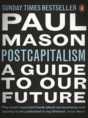 cover image of PostCapitalism