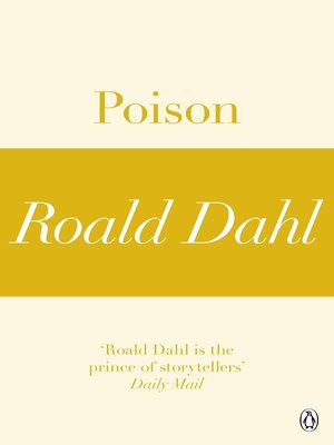cover image of Poison