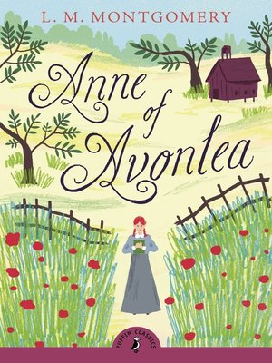 cover image of Anne of Avonlea (Puffin Classics Relaunch)
