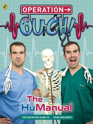 cover image of Operation Ouch!