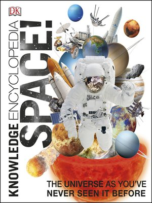 cover image of Knowledge Encyclopedia Space!