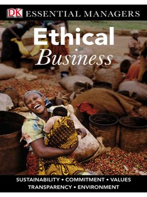 cover image of Ethical Business