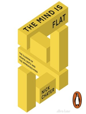 cover image of The Mind is Flat