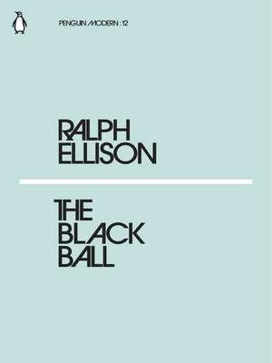 cover image of The Black Ball