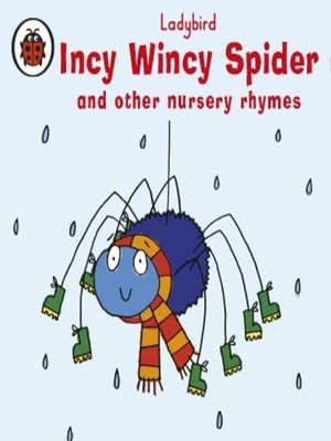cover image of Incy Wincey Spider Audio Book