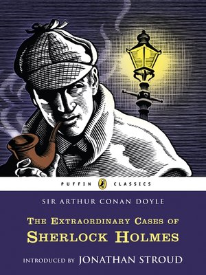 cover image of The Extraordinary Cases of Sherlock Holmes