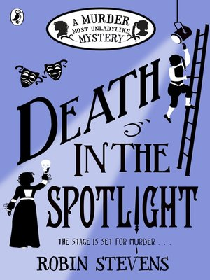 cover image of Death in the Spotlight