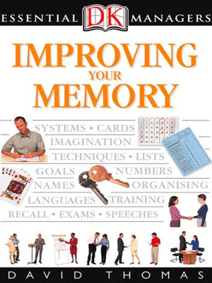 cover image of Improving Your Memory