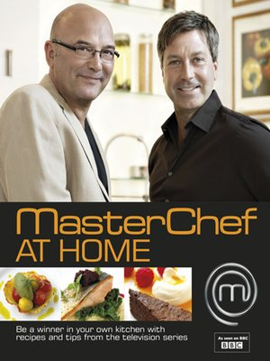 cover image of MasterChef at Home
