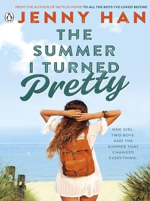 cover image of The Summer I Turned Pretty