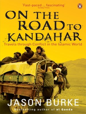 cover image of On the Road to Kandahar