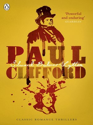 cover image of Paul Clifford