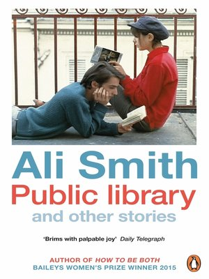 cover image of Public Library and Other Stories
