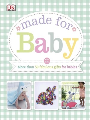 cover image of Made for Baby