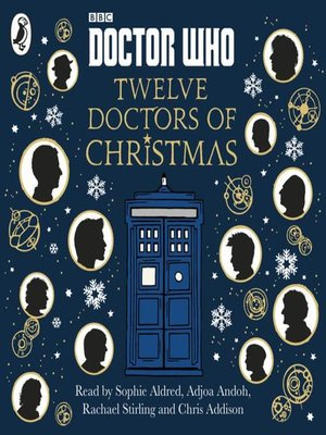 cover image of Twelve Doctors of Christmas