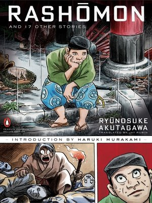 cover image of Rashomon and Seventeen Other Stories