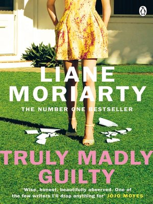 cover image of Truly Madly Guilty