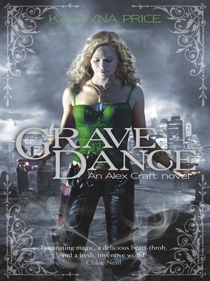 cover image of Grave Dance