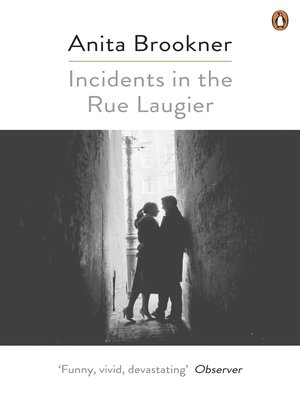 cover image of Incidents in the Rue Laugier
