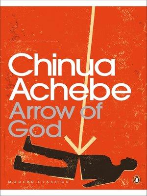 pdf arrow of god by chinua achebe