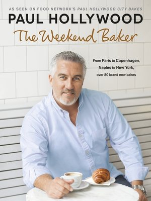 cover image of The Weekend Baker