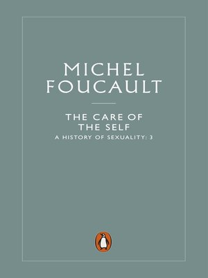 cover image of The History of Sexuality, Volume 3