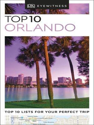 cover image of DK Eyewitness Top 10 Orlando