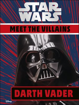 cover image of Star Wars Meet the Villains Darth Vader